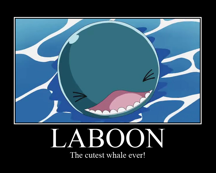 Tenang Laboon, kamu masih nomor satu.
